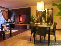 1. Residential_Miami Green Condo_03 Dining 1