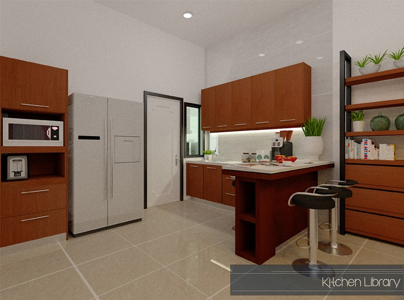 Kitchen Renovation Johor Interior Design Jb Kitchen Library