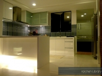 6. Residential_TTDI Plaza Condo_01 Kitchen