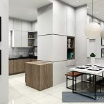 white kitchen design and kitchen cabinets 2sm