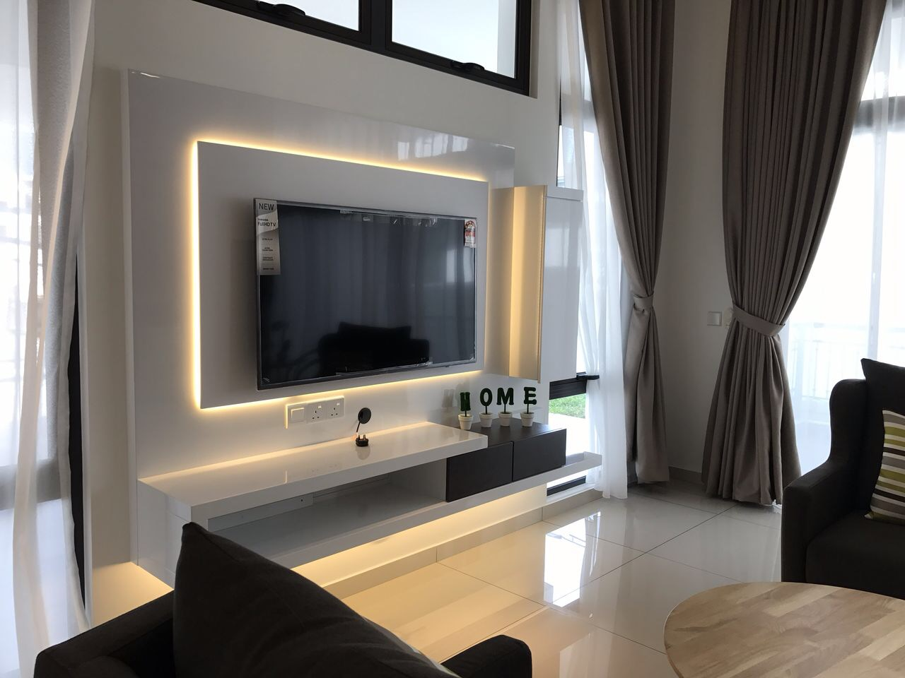 Living Room Tv Console Design Peenmedia Com
