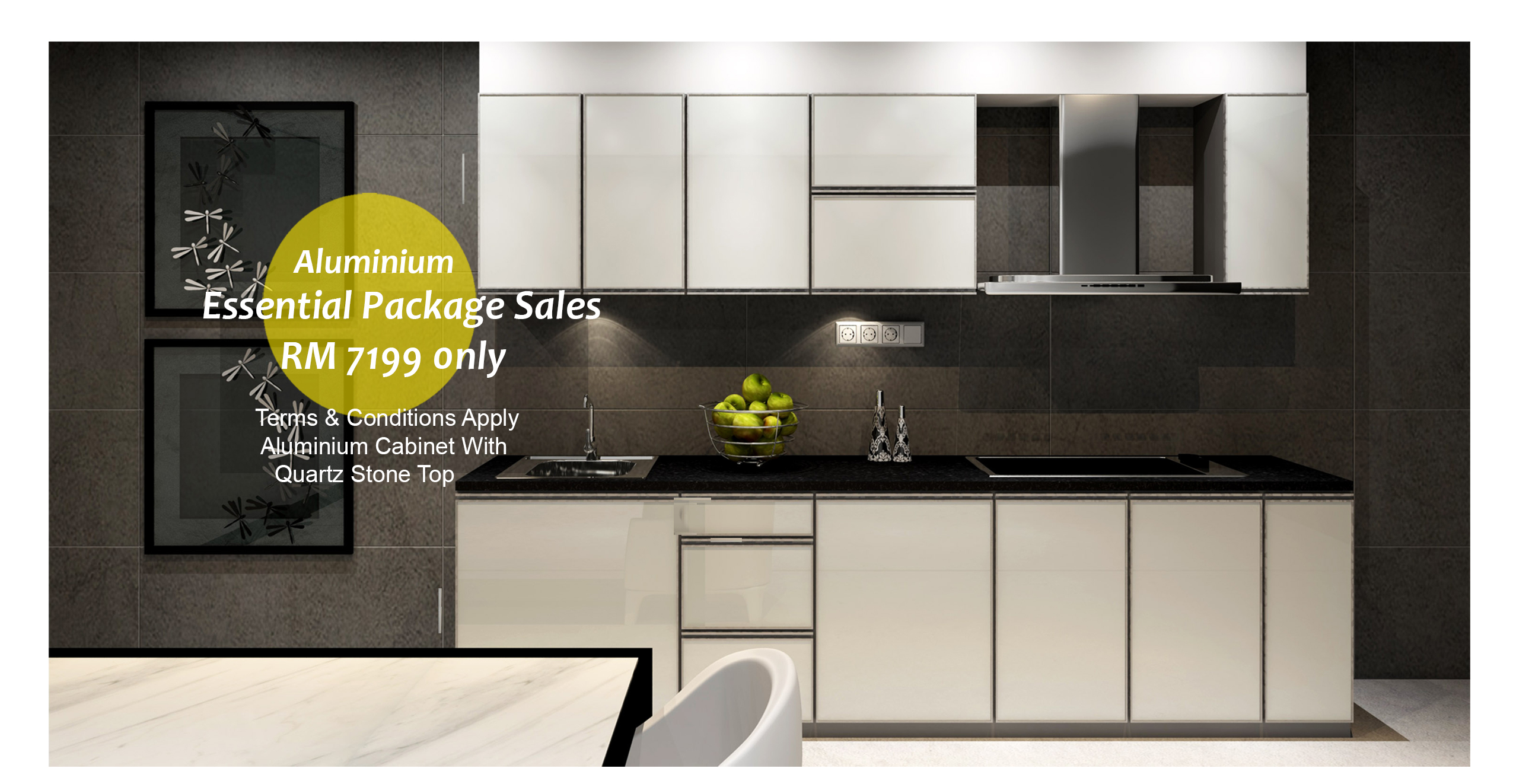kitchen cabinet promotion price advantages and disadvantages of the aluminium kitchen 19334
